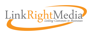 Link Right Media logo